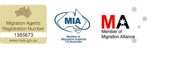 Migration bodies logos